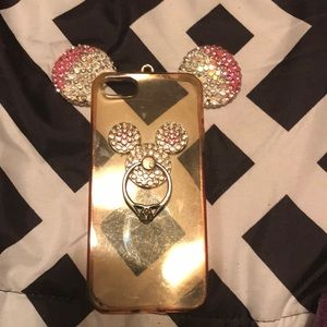 Accessories - Minnie Mouse IPhone 5/5s case